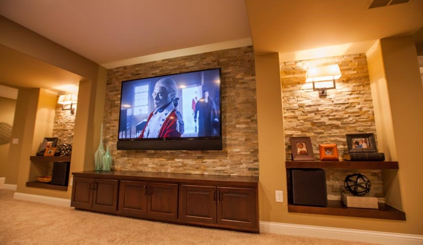 HiFi Guys Living Room TV installation