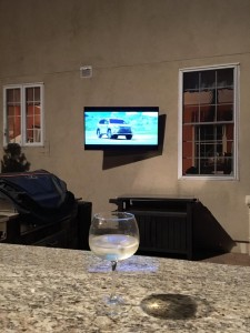 HiFi Guys Outdoor TV Mount 1